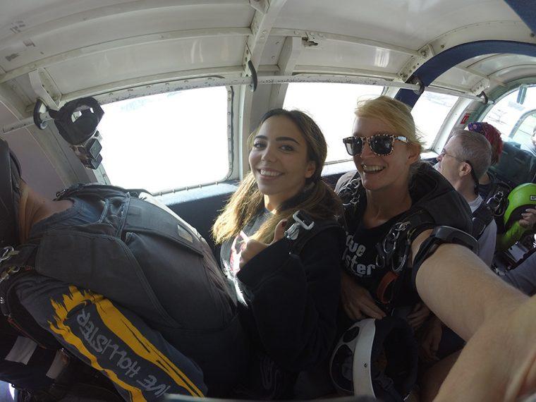 Skydiving: Atlayış Öncesi Bilmeniz Gerekenler