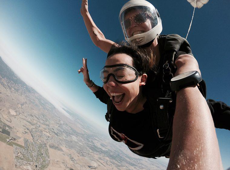 Skydiving Nedir?