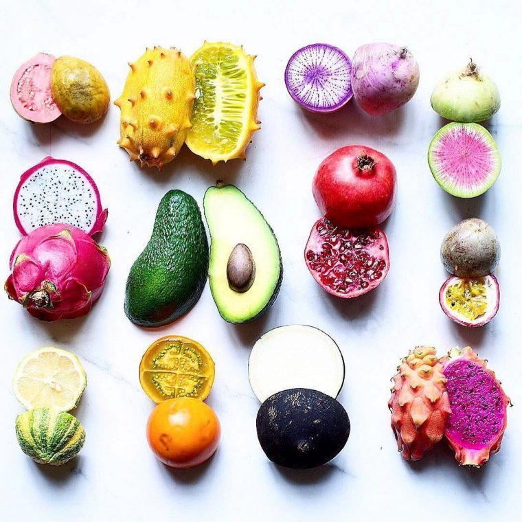 Tropik Meyveler: Antioksidan Kaynağı Görsel Şölen | Fotoğraf: IG @alphafoodie