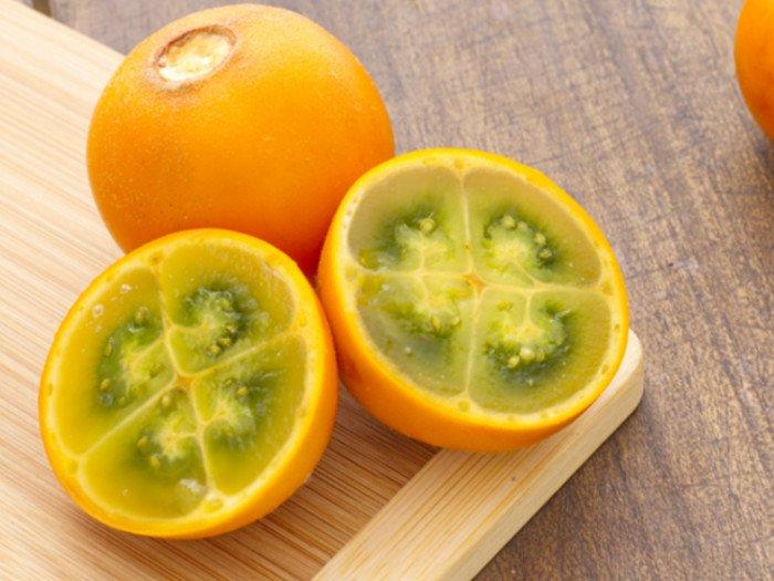 Tropik Meyveler: Antioksidan Kaynağı Görsel Şölen | Lulo