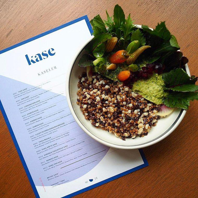 Vejetaryen ve Vegan Dostu Restoranlar | Kase No: 16