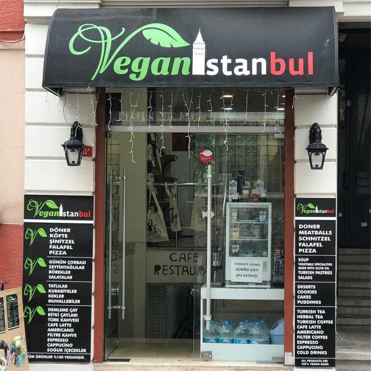 Vejetaryen ve Vegan Dostu Restoranlar | Vegan İstanbul - Fotoğraf: @jkucera