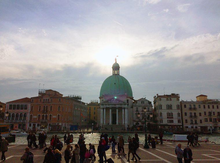 Venedik Mimarlık Bienali 2018 | Santa Lucia tren istasyonundan Venedik