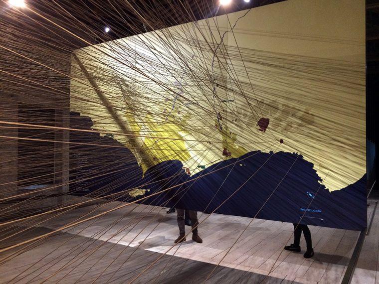 Venedik Mimarlık Bienali 2018 | Peru Pavilyonu, Arsenale