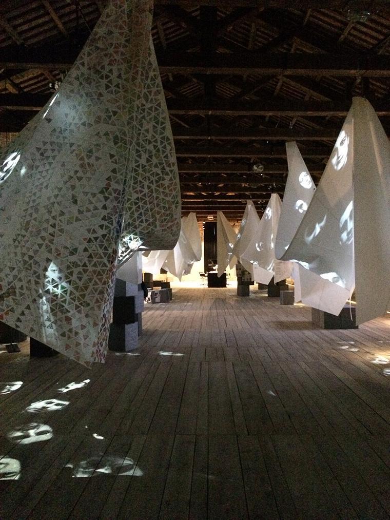 Venedik Mimarlık Bienali 2018 | Türkiye Pavilyonu, Arsenale