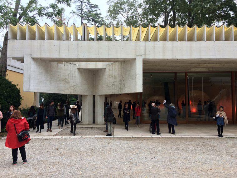 Venedik Mimarlık Bienali 2018 | Nordik Pavilyonu, Giardini