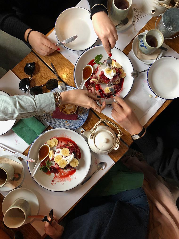 Barcelona Kahvaltı / Brunch Mekanları | Can Dendê