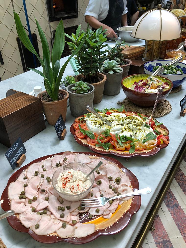 Barcelona Kahvaltı / Brunch Mekanları | Cecconi's