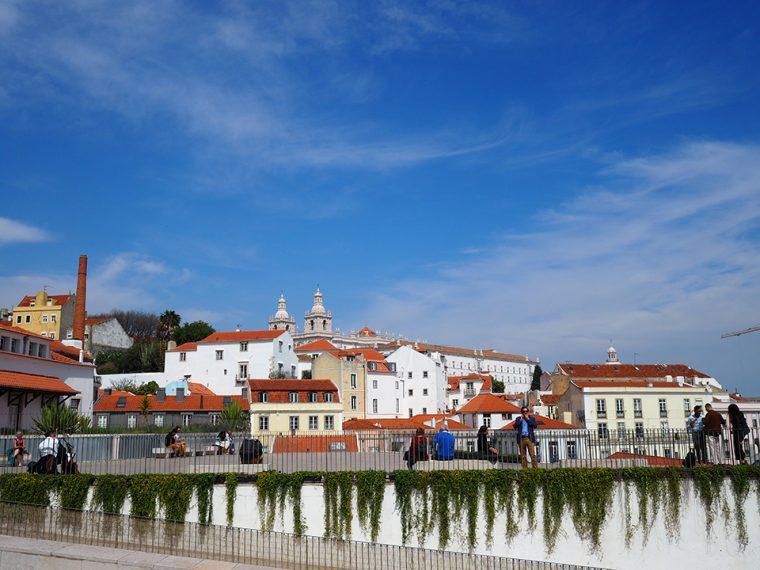Lizbon Gezilecek Yerler   Miradouro