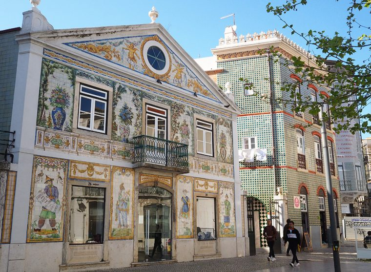 Lizbon Gezilecek Yerler   Azulejo