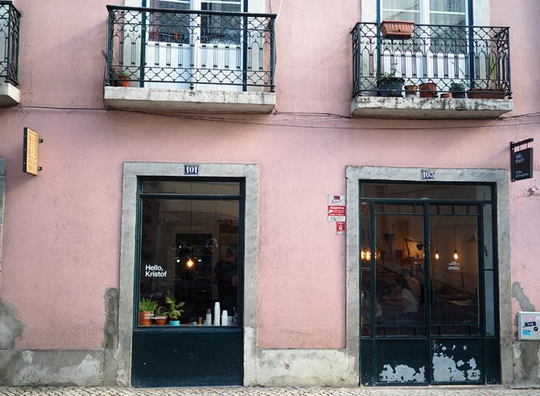 Lizbon Kahvaltı   Hello, Kristof
