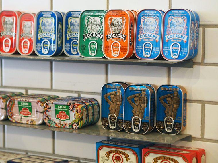 Lizbon Alışveriş   Loja das Conservas