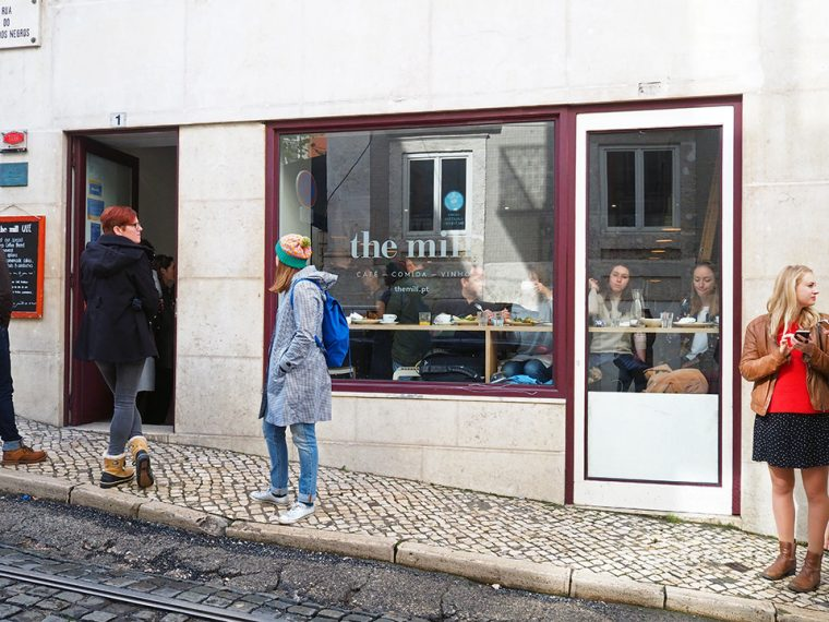 Lizbon Kahvaltı   The Mill
