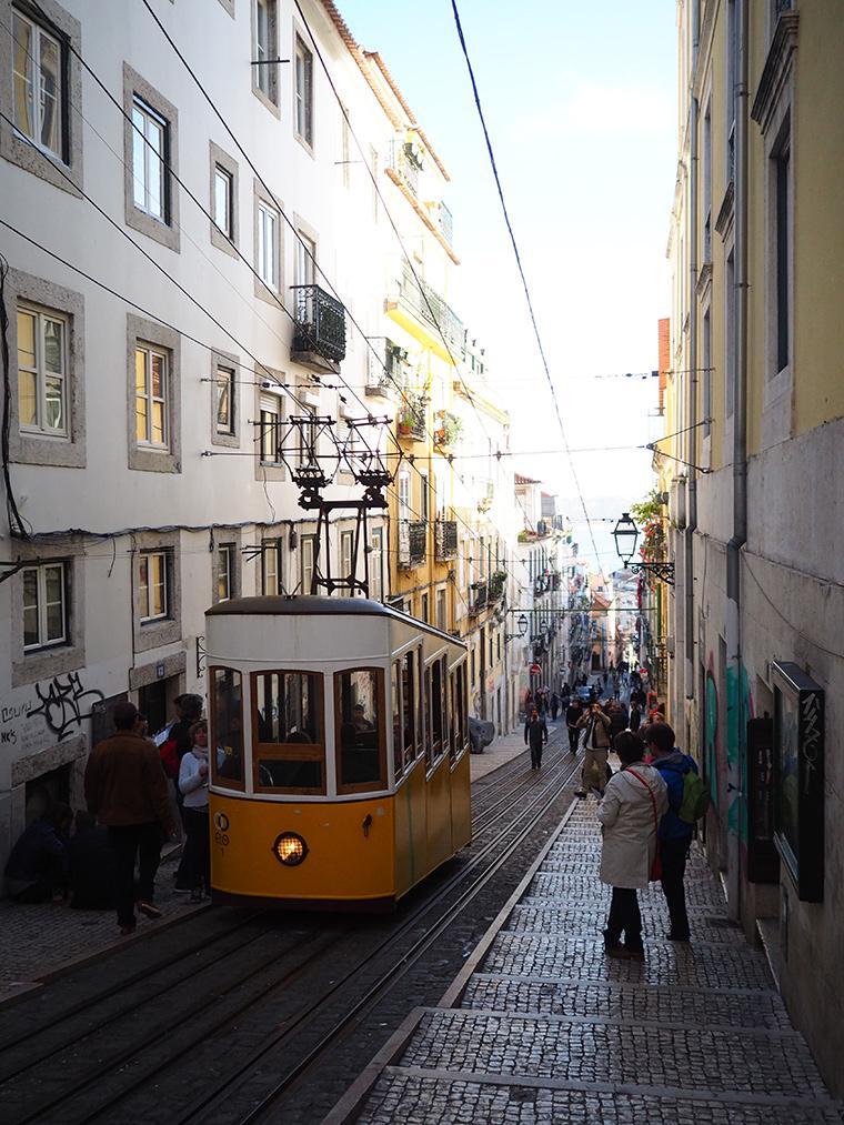 Lizbon Gezilecek Yerler   Tram28