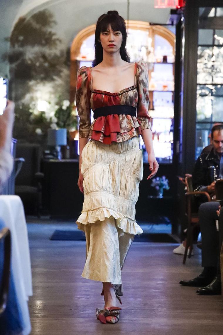 2019 Moda Trendleri   Brock Collection