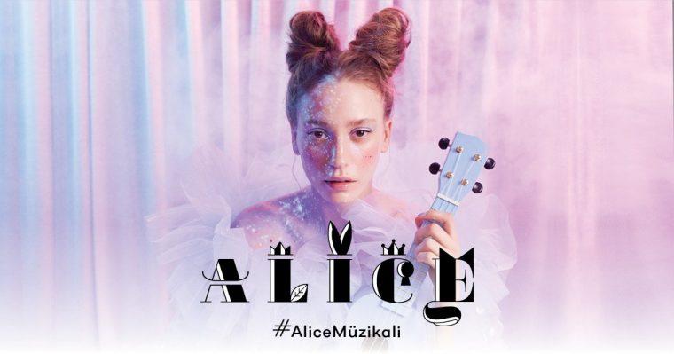 Şubat 2019 istanbul Etkinlikler | Alice Müzikali