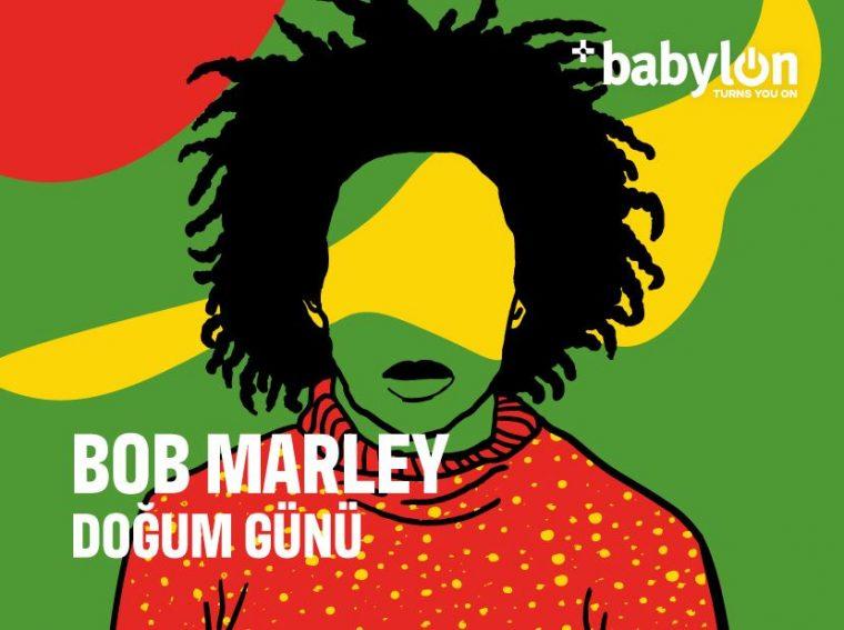 Şubat 2019 istanbul Etkinlikler | Bob Marley Doğum Günü Kutlaması