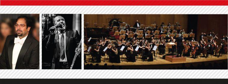 Şubat 2019 istanbul Etkinlikler | Fatih Erkoç & CRR Senfoni Orkestrası