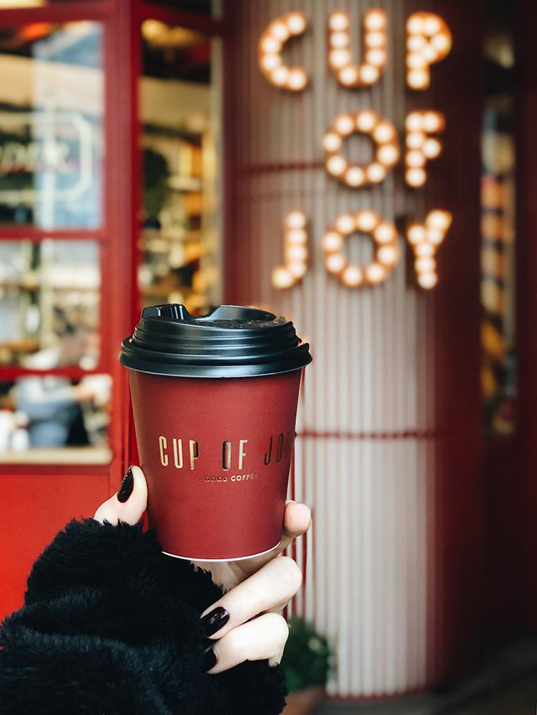 İstanbul'dan 5 Popüler 3. Dalga Kahve Dükkanları | Cup of Joy