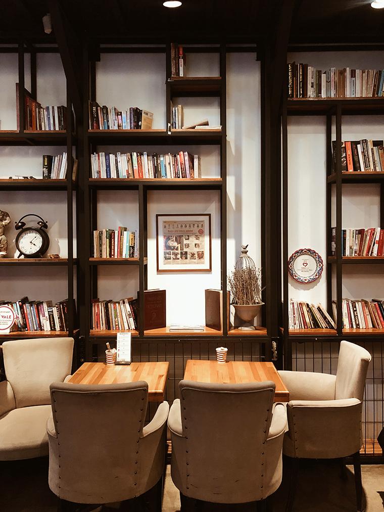 İstanbul'dan 5 Popüler 3. Dalga Kahve Dükkanları   MOC Topağacı