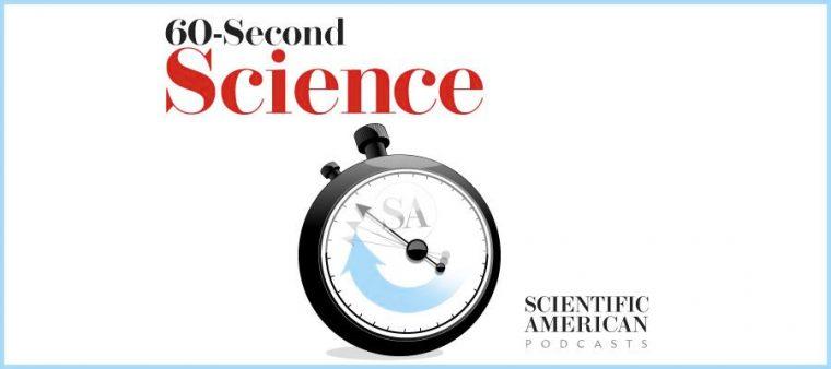Yerli ve Yabancı Podcastler | 60-Second Science