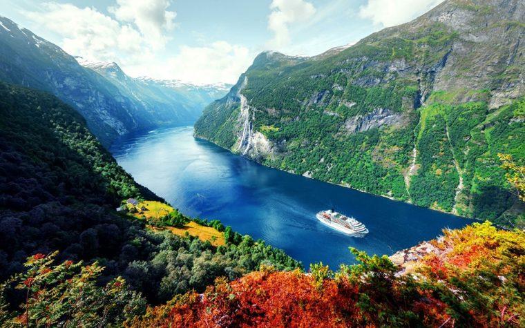 Cruise Seyahati ve Turları   Norwegian Fjords