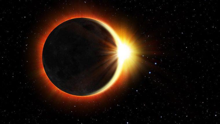 Gezegen Hareketleri | Oğlak Parçalı Güneş Tutulması