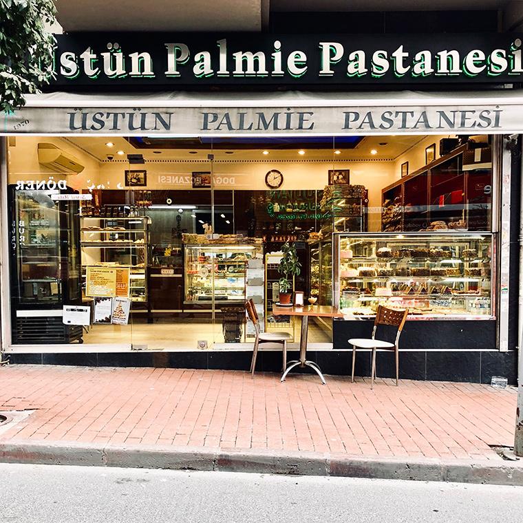 Kurtuluş, Eski Adıyla Tatavla'nın Lezzet Durakları | Üstün Palmie Pastanesi