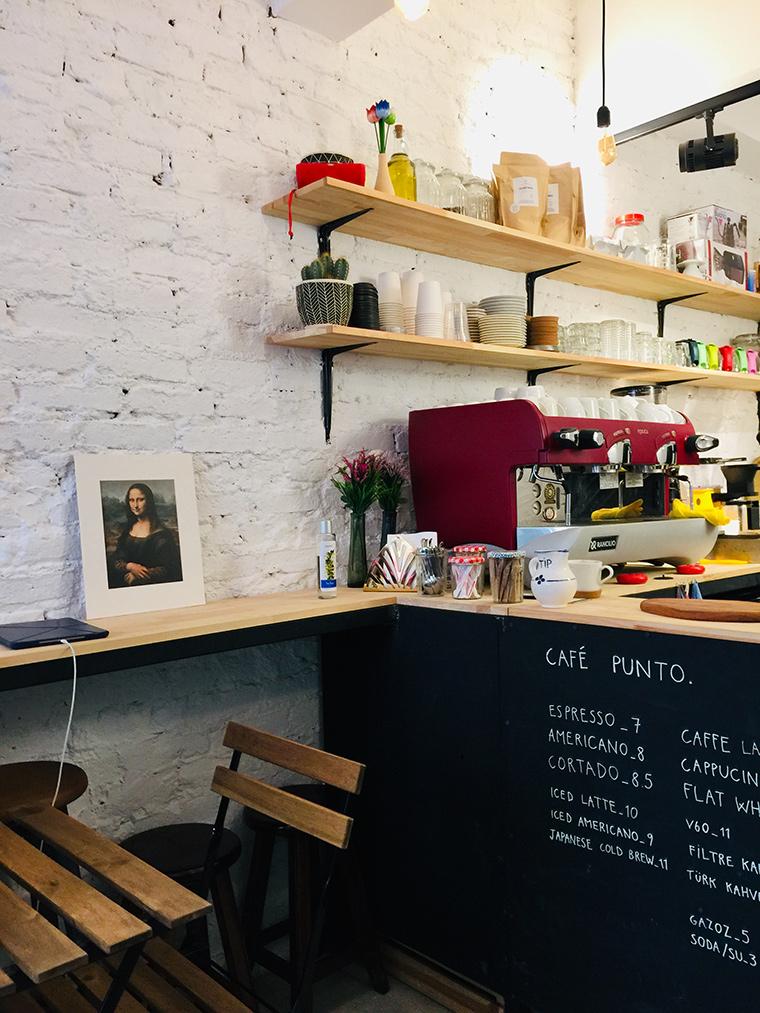 Kurtuluş, Eski Adıyla Tatavla'nın Lezzet Durakları | Cafe Punto