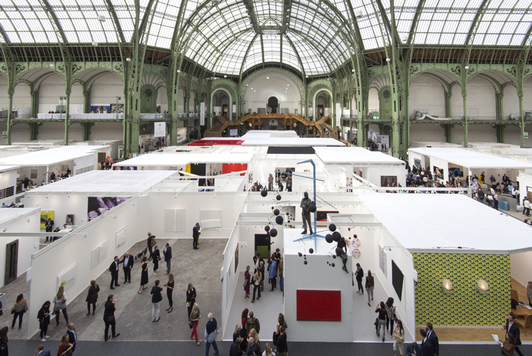 Dünya'dan Sanat Fuarları | Foire Internationale d'art Contemporain (FIAC)