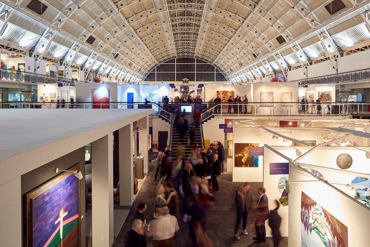 Sanat Fuarları | London Art Fair