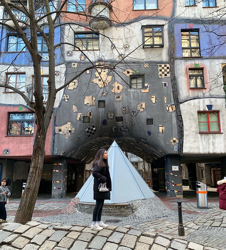 Viyana'da Bir Lezzet Rotası