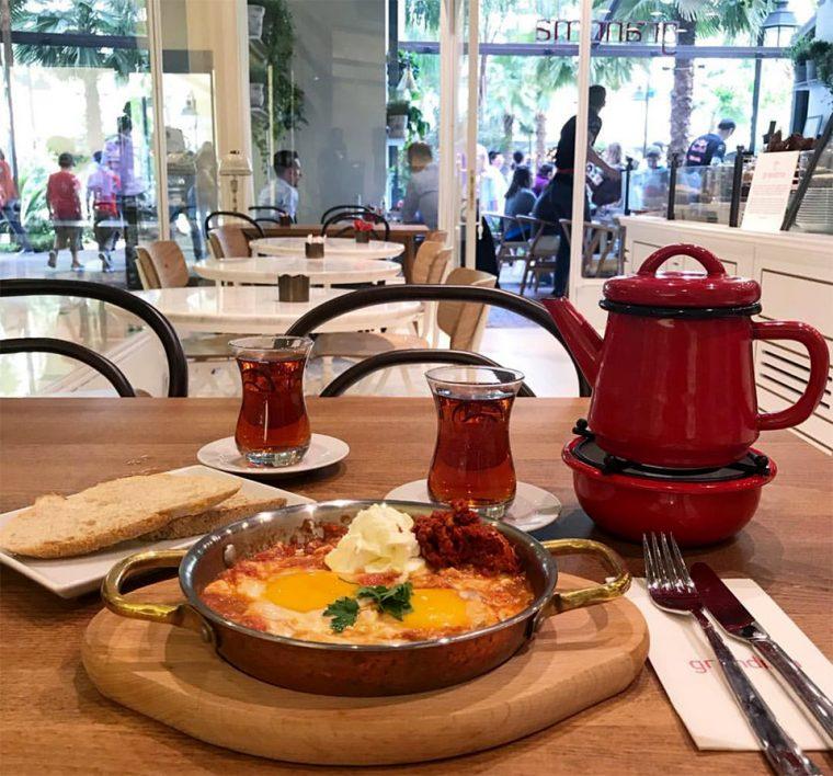 İzmir Sağlıklı Mekanlar | Grandma Mavibahçe