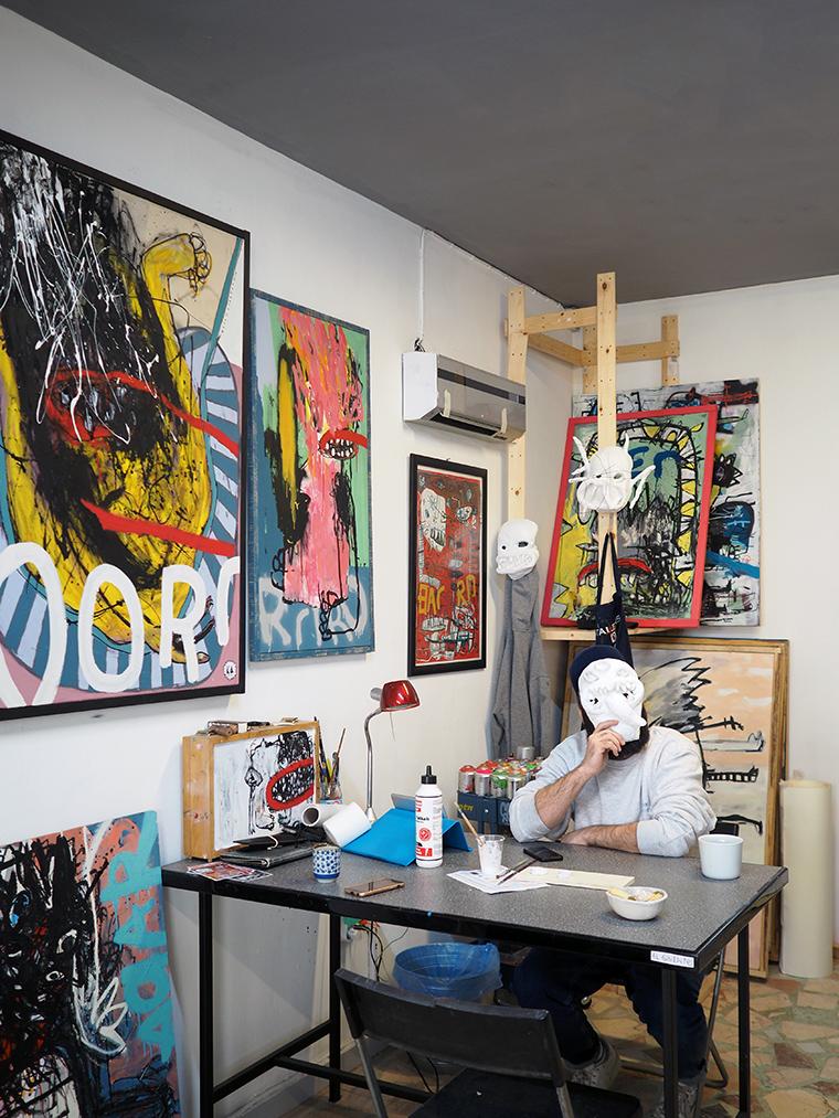 El Quinto Studio: Anadolu Yakası'ndan İlham Noktası   Kerem Ardahan