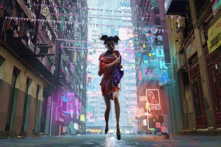 Animasyon Diziler   Love, Death & Robots - The Witness