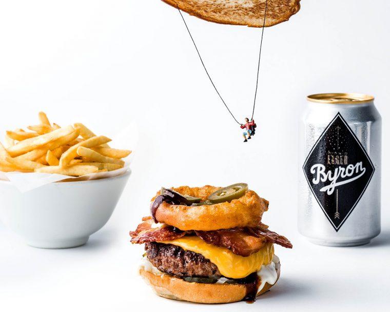 Hamburger Restoranları | Byron - Londra