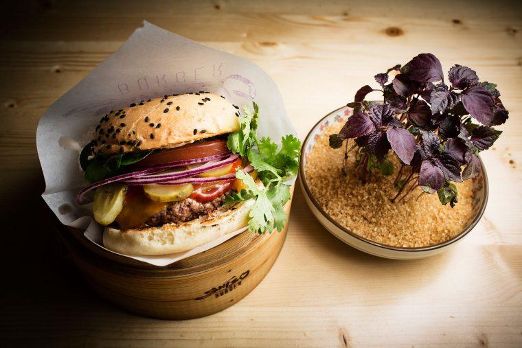 Hamburger Restoranları | Shiso Burger in Berlin Mitte