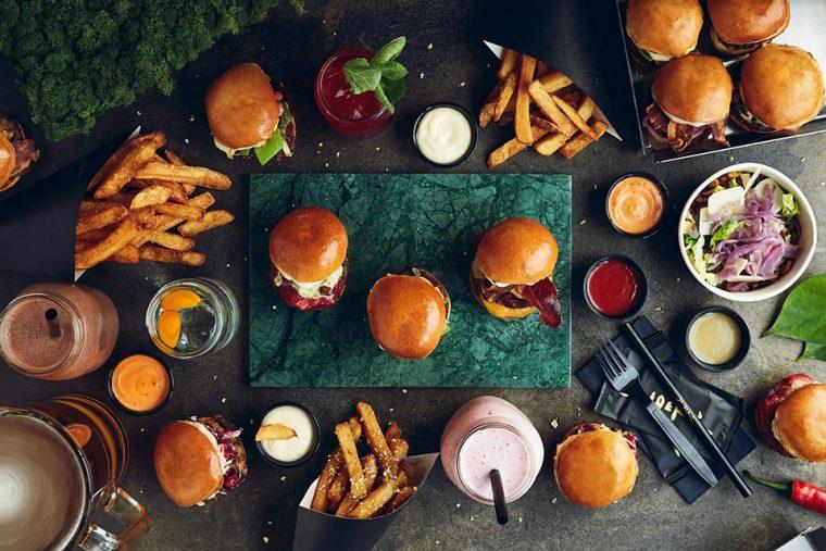 Hamburger Restoranları | Sliders - Kopenhag