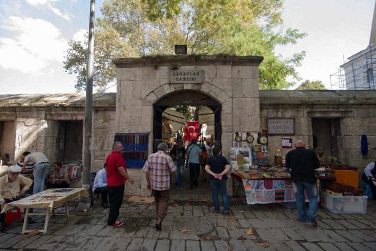 Keşfedilmeyi Bekleyen 10 İstanbul Sahaf ve Çarşısı | Beyazıt Sahaflar Çarşısı