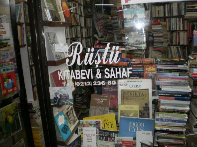Keşfedilmeyi Bekleyen 10 İstanbul Sahaf ve Çarşısı | Rüştü Kitabevi ve Sahafiye