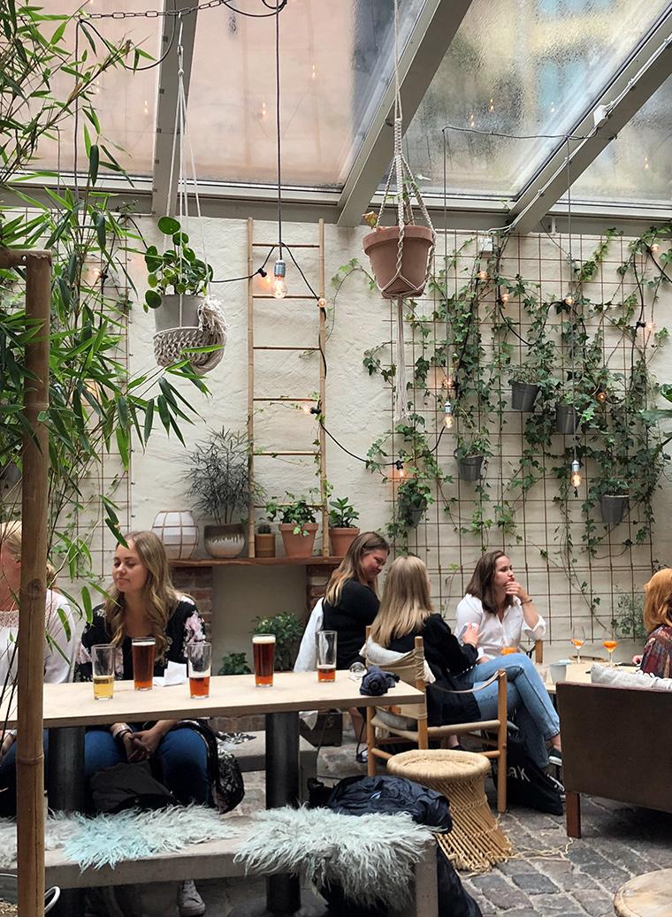 Göteburg: İsveç'in Tatlı Şehrinden Gezi Önerileri   Kafe Magasinet