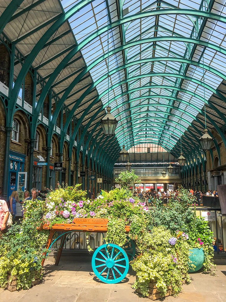 Londra'yı Sevmek için 6 Neden   Covent Garden
