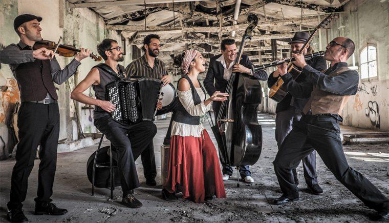 İstanbul Nisan Etkinlikleri | Barcelona Gipsy Balkan Orchestra