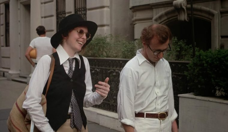 Günümüzden Geçmişe Woody Allen Filmleri   Annie Hall (1977)