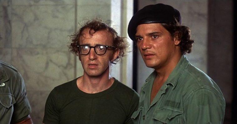 Günümüzden Geçmişe Woody Allen Filmleri   Bananas (1971)