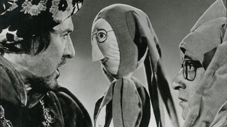 Günümüzden Geçmişe Woody Allen Filmleri   Everything You Always Wanted to Know About Sex (1972)