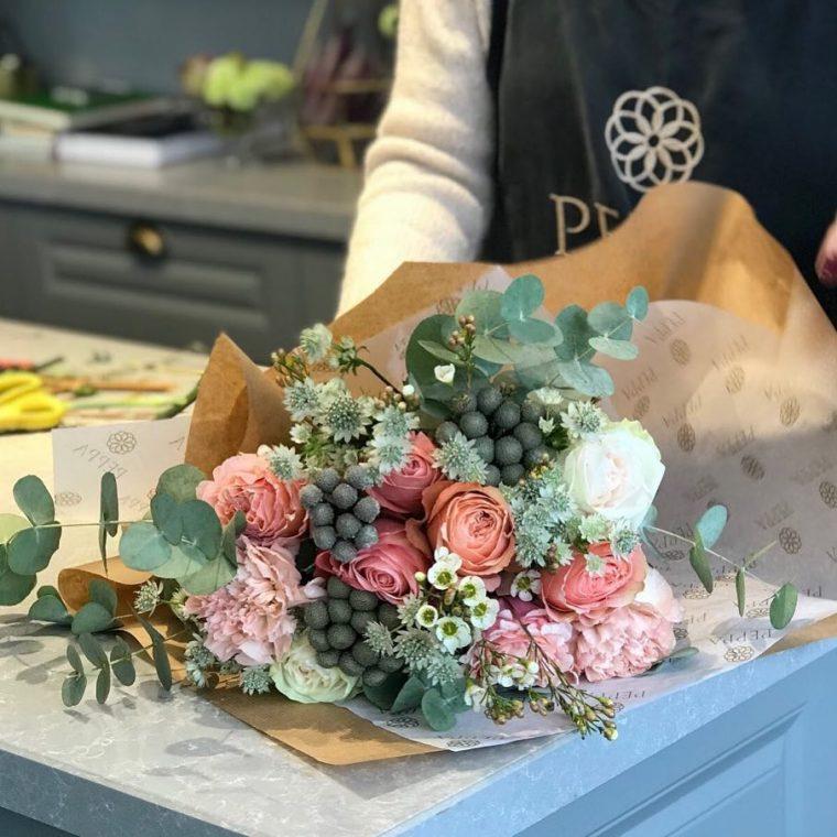 İstanbul'un Yaratıcı Çiçek Dükkanları ve Botanik Kafeleri | Peppa Floral & Cafe