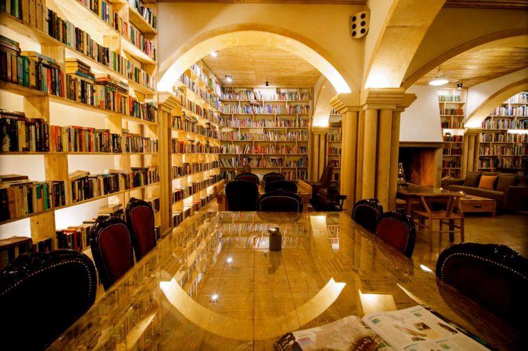 Edebiyat Tutkunlarına Dünya'dan Edebiyat Otelleri