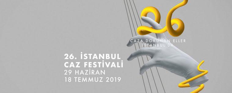 Haziran Ayı Etkinlikleri | 26. İstanbul Caz Festivali