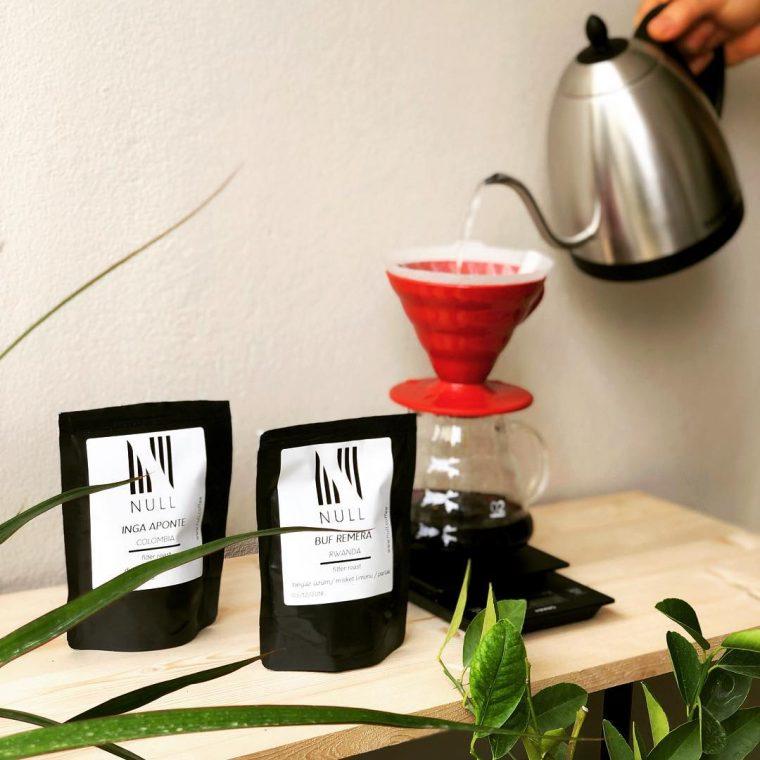 İstanbul Anadolu Yakasından 3. Dalga Kahveciler | Null Coffee Roasters